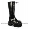 RANGER-302 Black Faux Leather